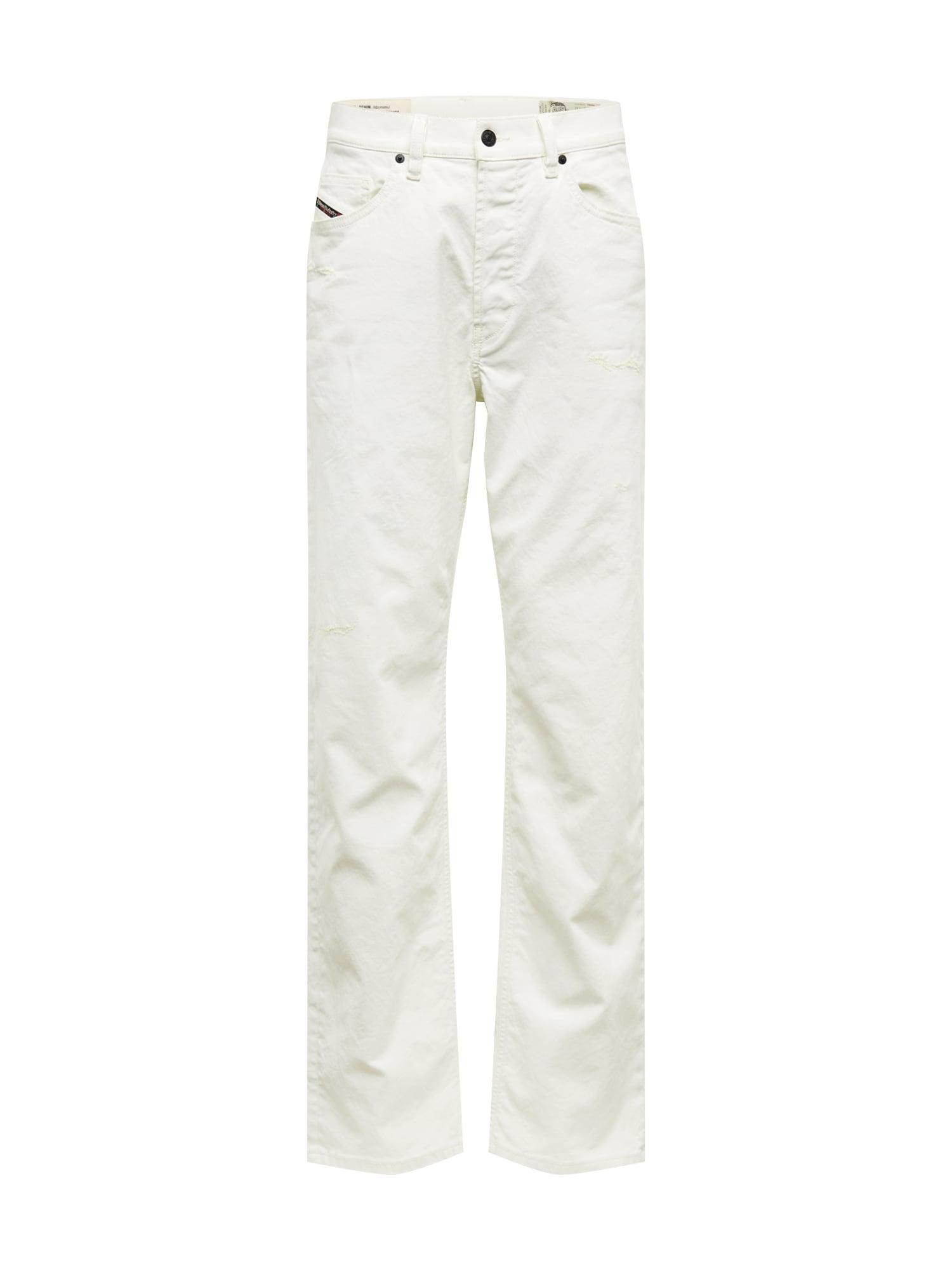 DIESEL Džinsai 'D-MACS' balto džinso spalva