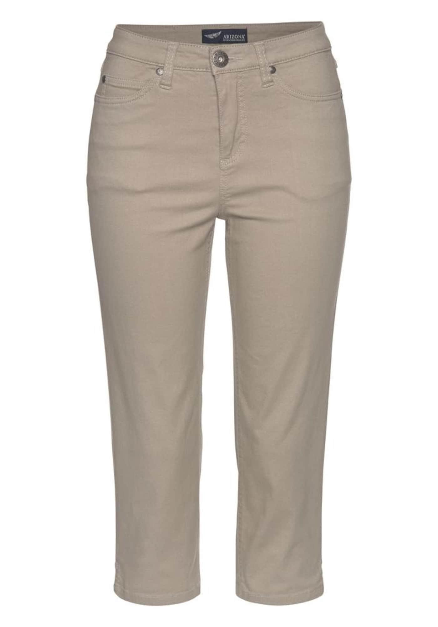 Caprijeans 'Comfort-Fit' | Bekleidung > Jeans > Caprijeans | ARIZONA