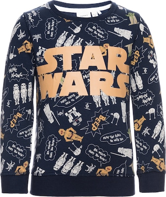 NAME IT Sweatshirt nitstarwars alfie
