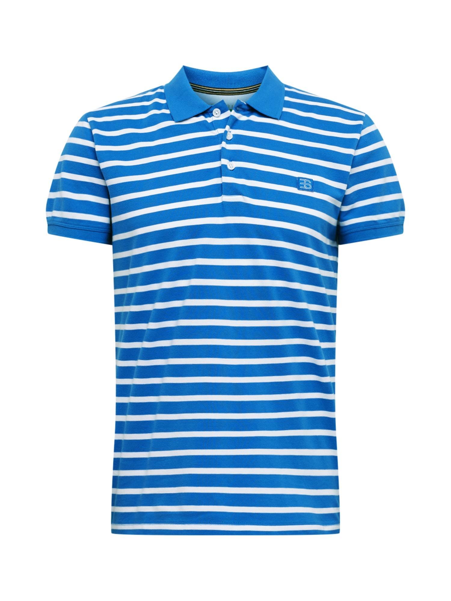 ESPRIT Marškinėliai 'MLA' mėlyna