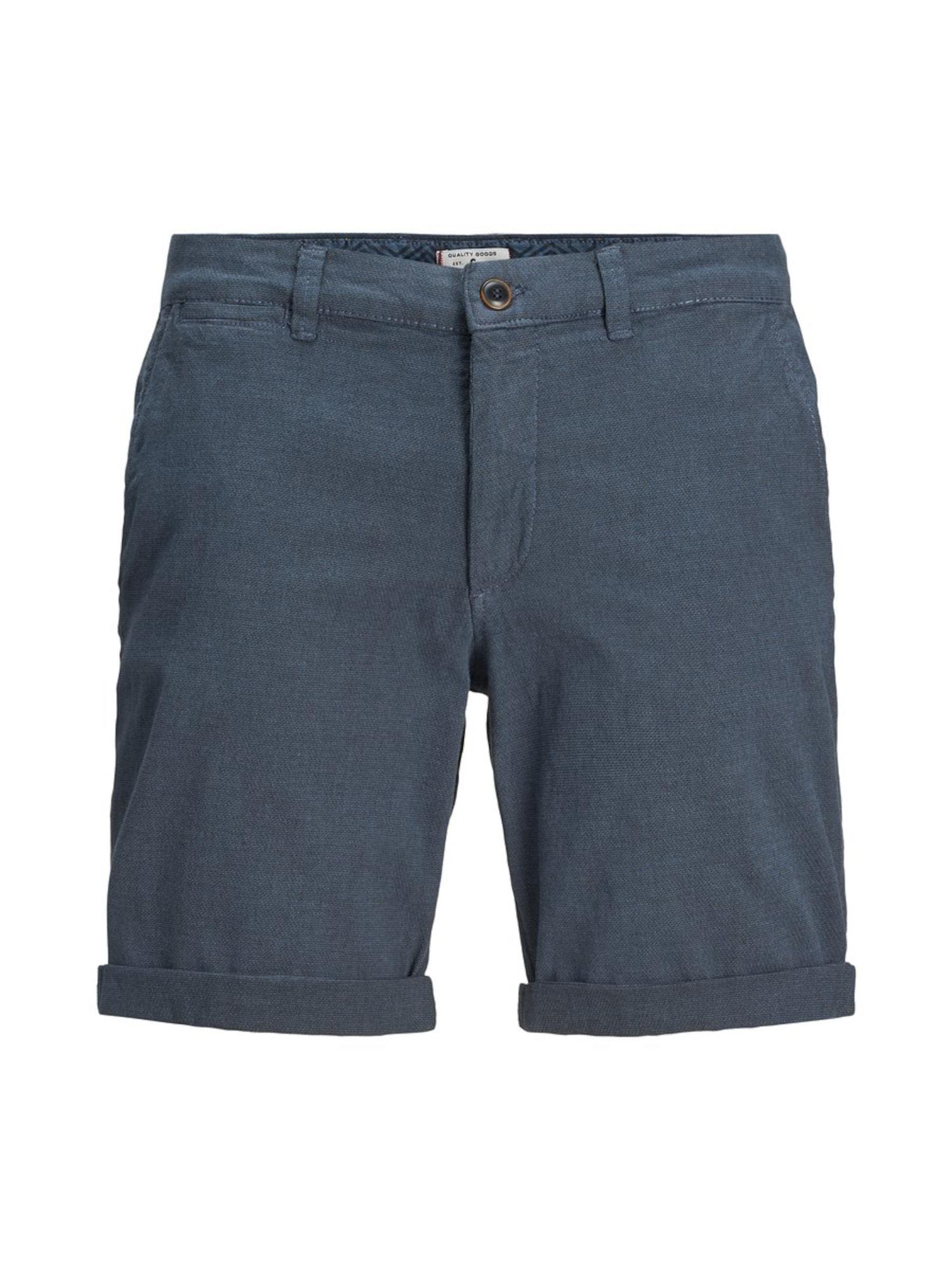 """JACK & JONES """"Chino"""" stiliaus kelnės 'Kenso' indigo spalva"""