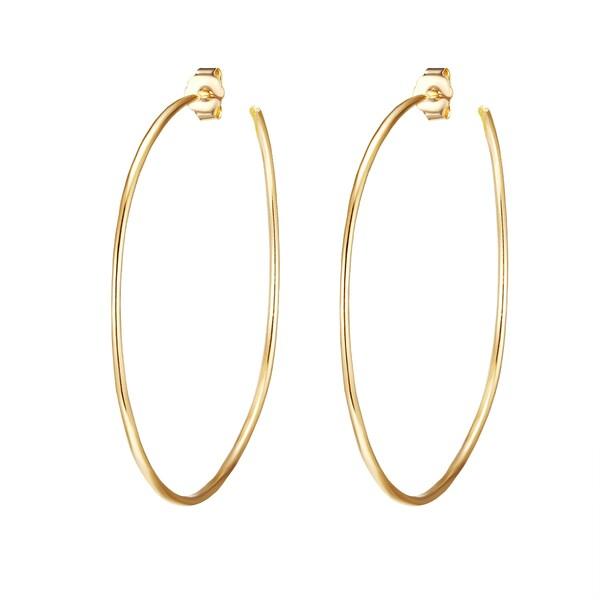 Ohrringe für Frauen - Creolen › Glanzstücke München › gold  - Onlineshop ABOUT YOU
