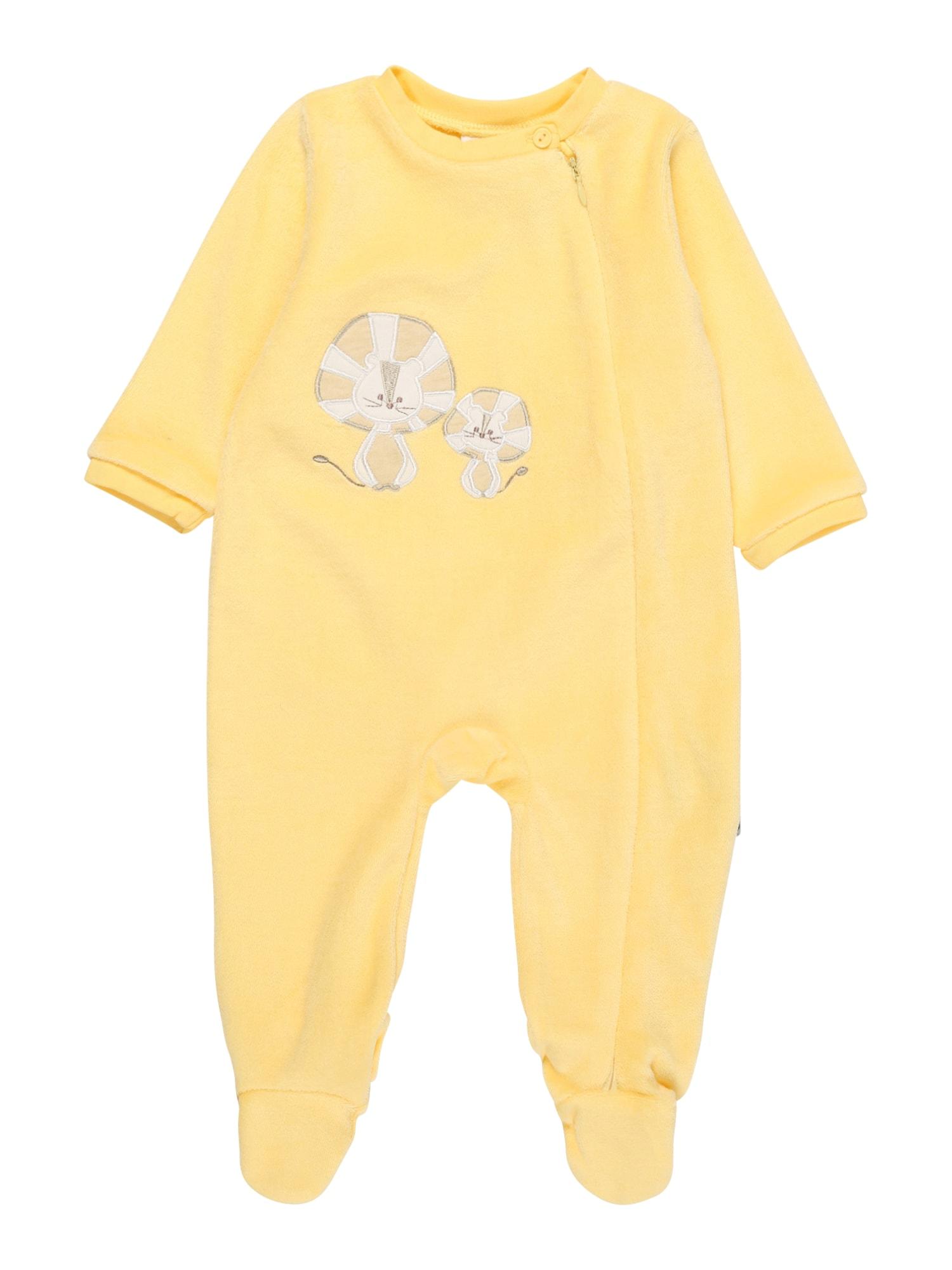 JACKY Pyžamo  žlté