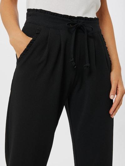 Jdy Catia Drawstring Ruffle Waistband Trousers