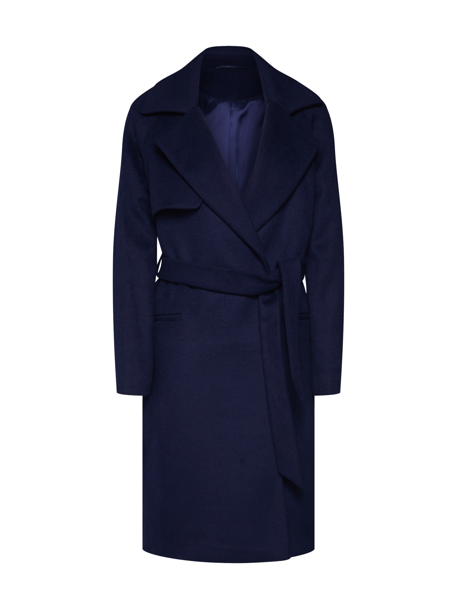 2NDDAY Rudeninis-žieminis paltas '2ND Livia' tamsiai mėlyna
