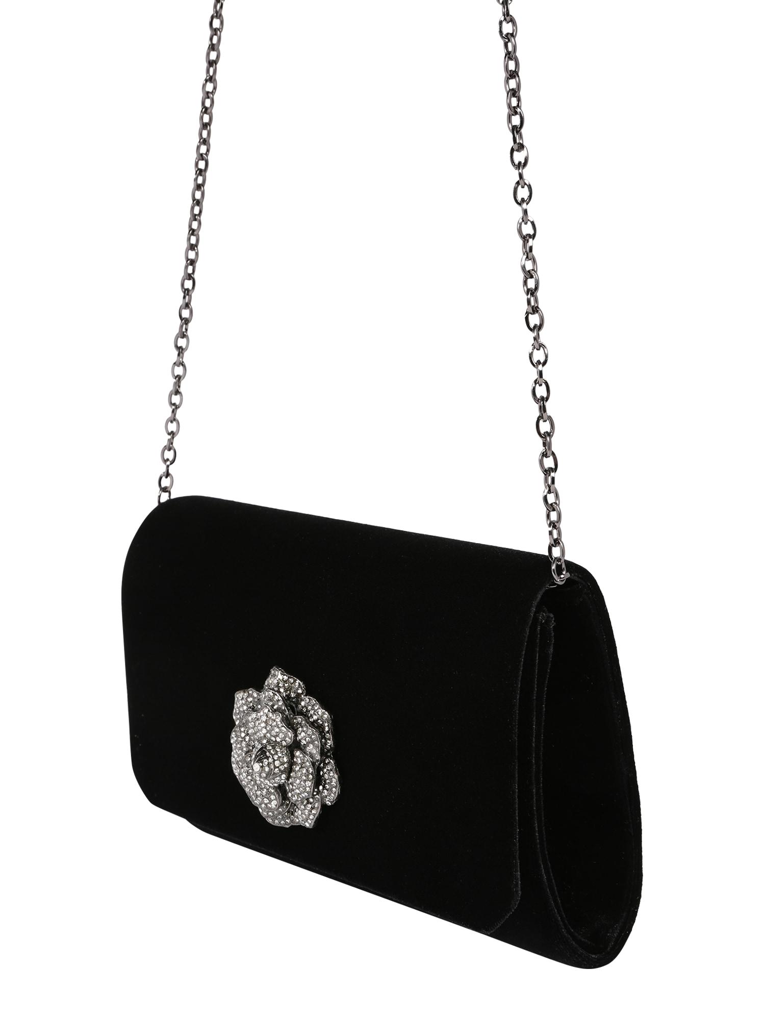 mascara Listová kabelka 'ROSE'  čierna