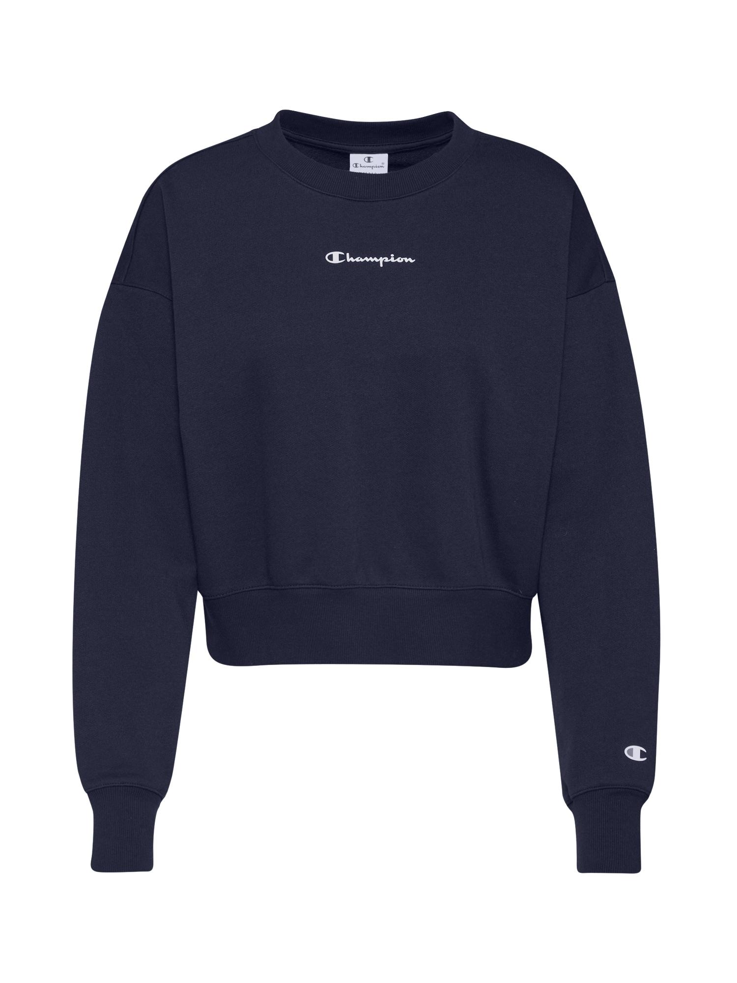 Champion Authentic Athletic Apparel Sportinio tipo megztinis tamsiai mėlyna