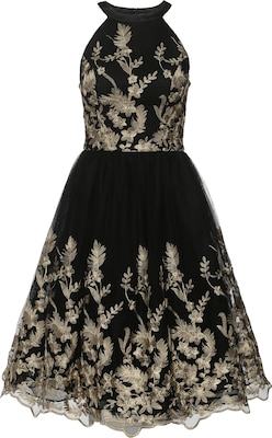 Chi Chi London Abendkleid mit Stickerei