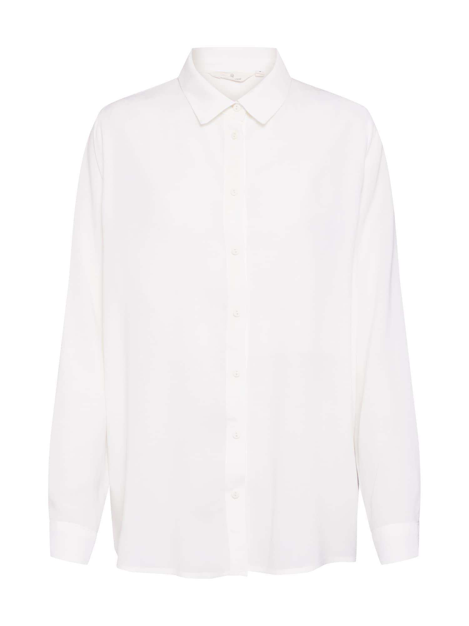 basic apparel Palaidinė 'Alanis' balta
