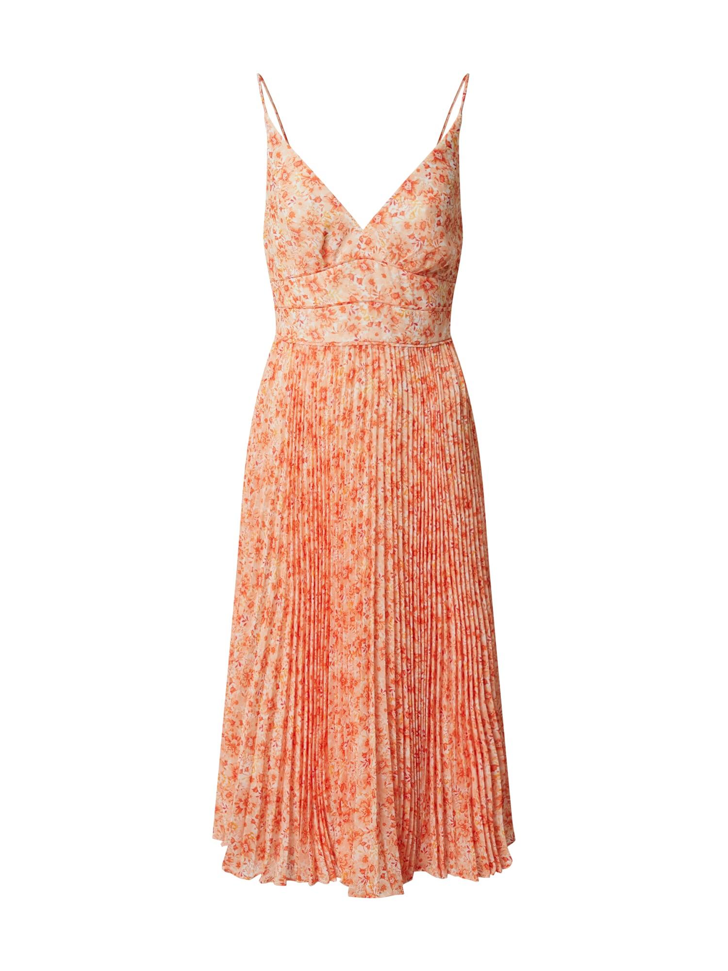 Forever New Vasarinė suknelė 'Marley' abrikosų spalva