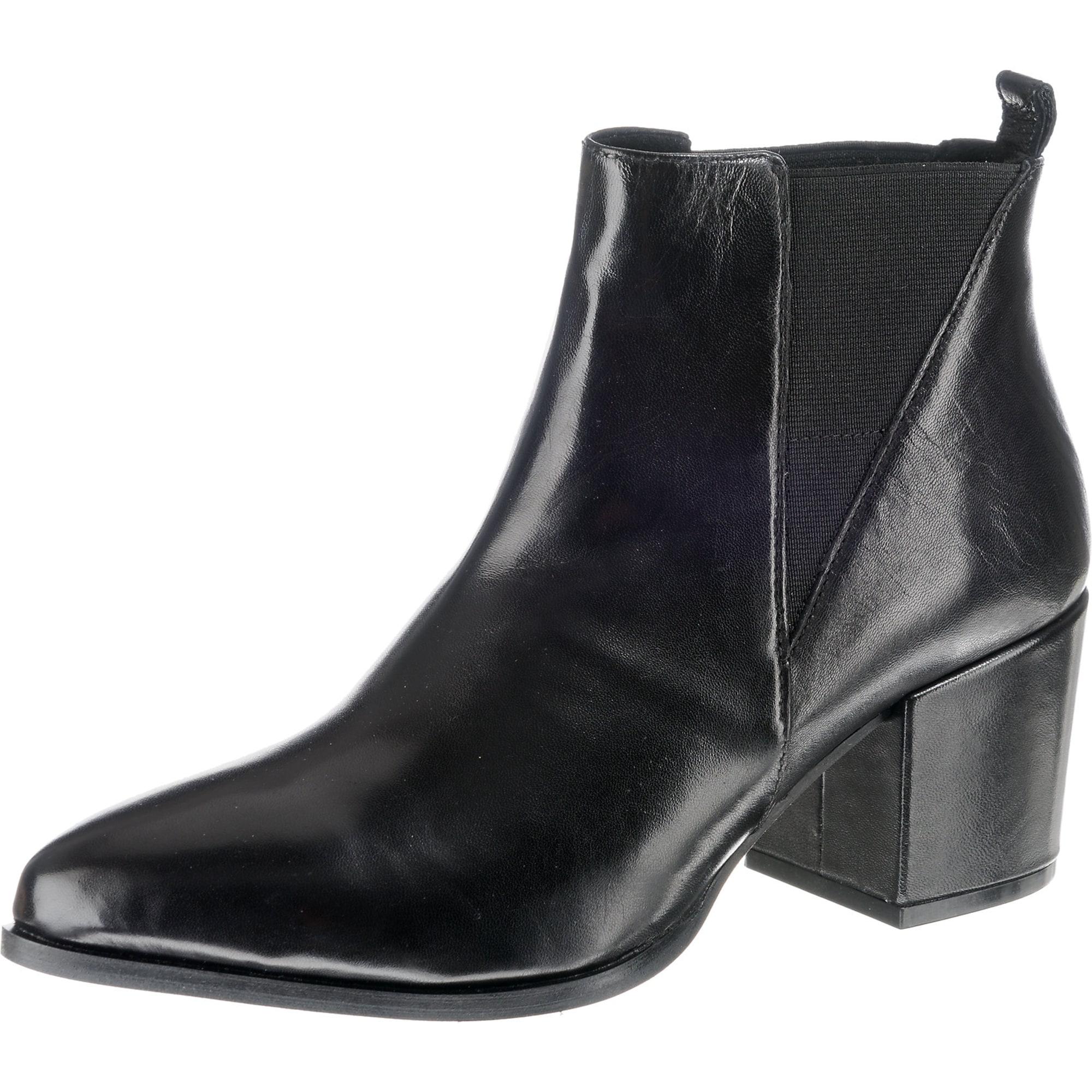 Chelsea boty Nelsea černá SPM