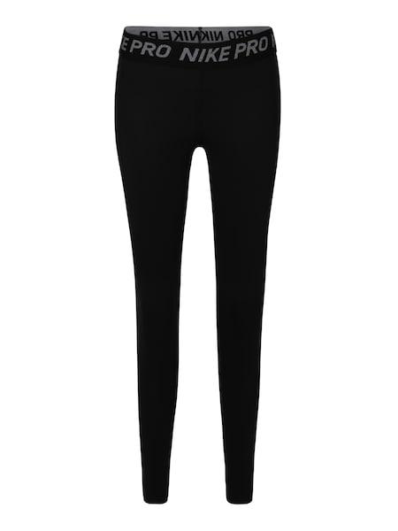 Hosen - Sport Hose 'WARM TIGHT NEW' › Nike › schwarz  - Onlineshop ABOUT YOU