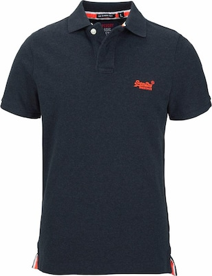 Superdry Poloshirt 'CLASSIC FIT PIQUE POLO'