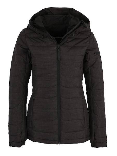 Jacken für Frauen - PEAK PERFORMANCE Jacke 'W BLACK J' schwarzmeliert  - Onlineshop ABOUT YOU