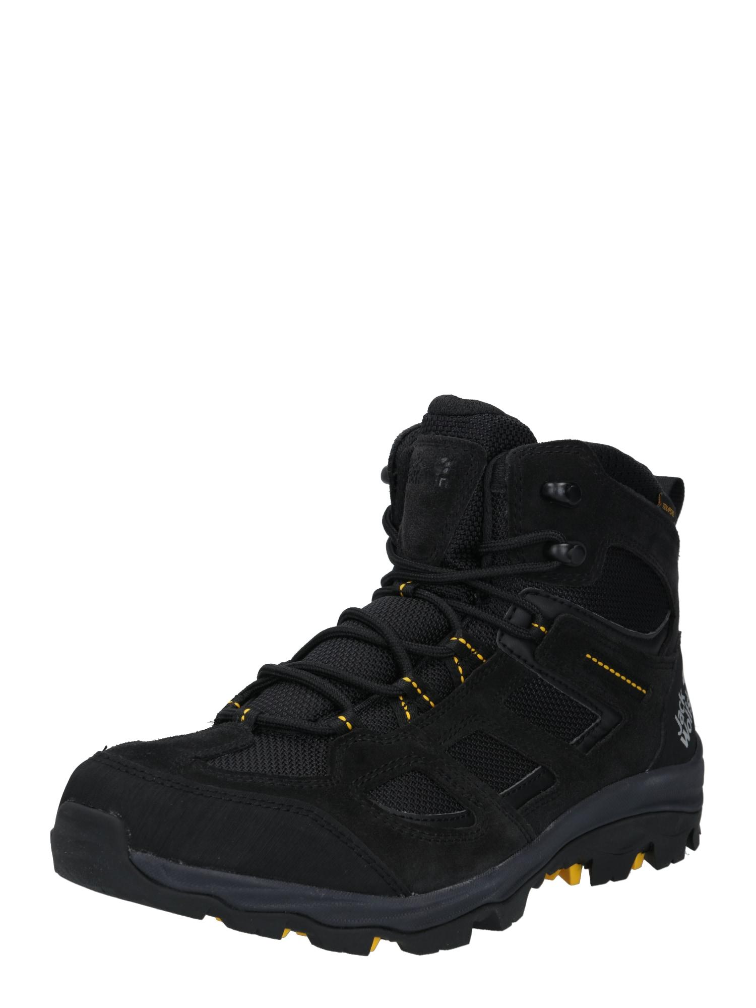 JACK WOLFSKIN Auliniai batai juoda