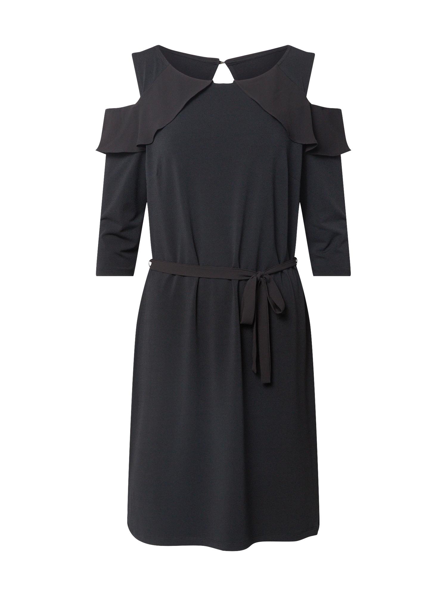 COMMA Suknelė juoda