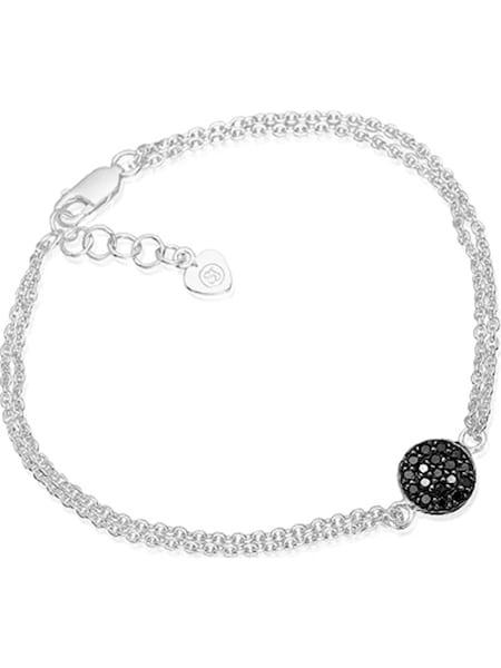 Armbaender für Frauen - Sif Jakobs Armband 'Sacile' silber  - Onlineshop ABOUT YOU