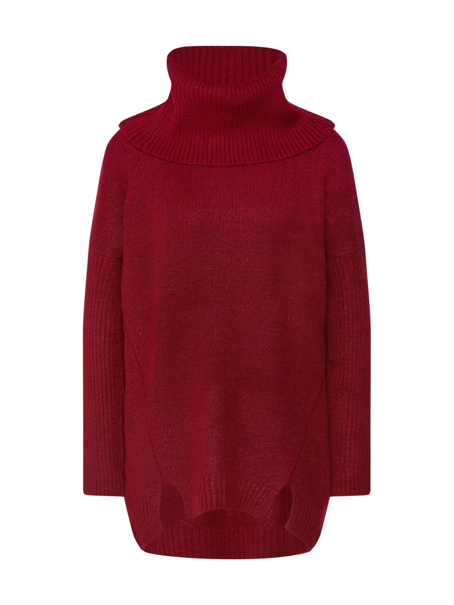 ABOUT YOU Megztinis 'Franka' raudona