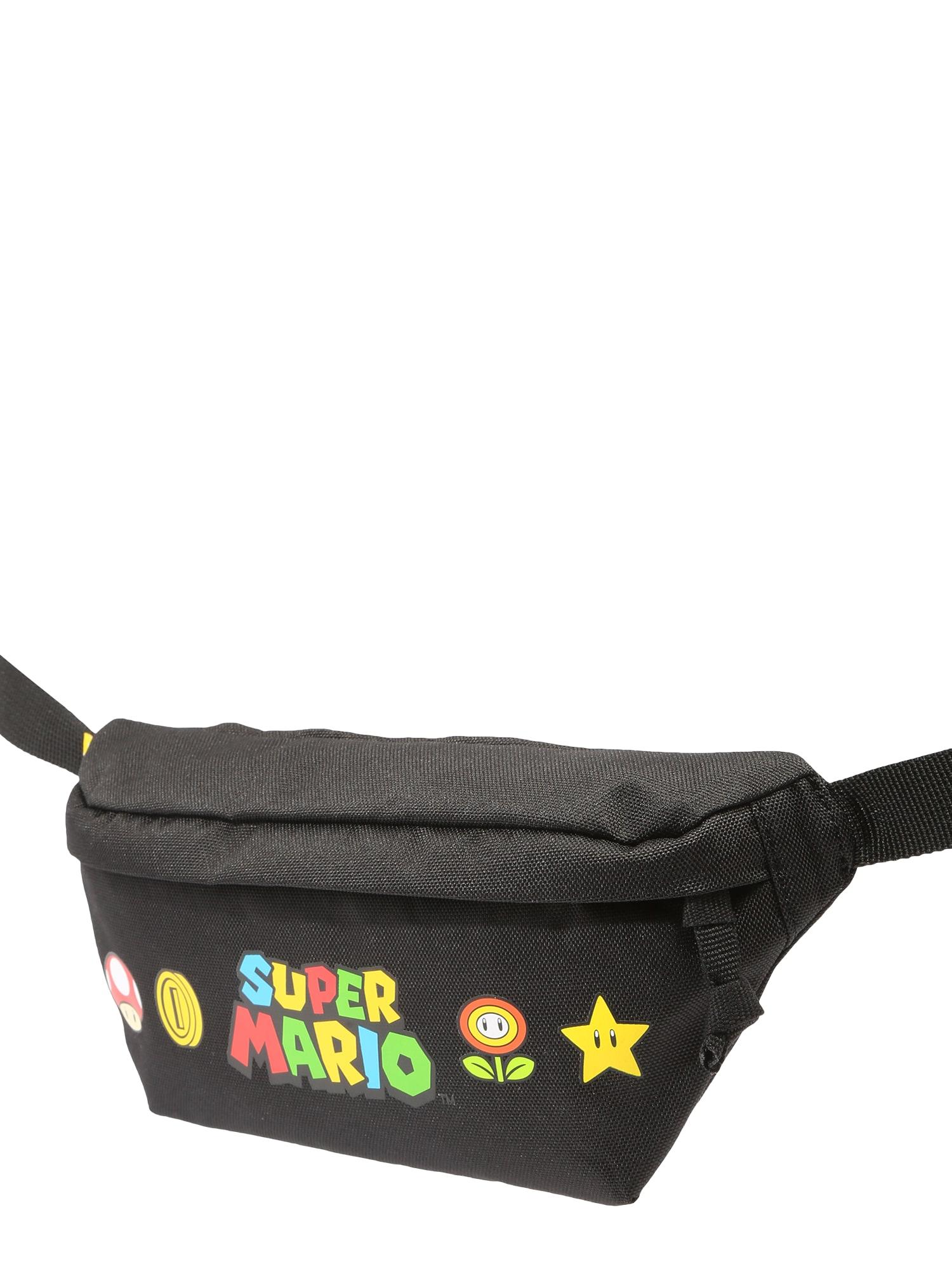 LEVI'S Rankinė ant juosmens 'Super Mario Banana Sling' mišrios spalvos / juoda
