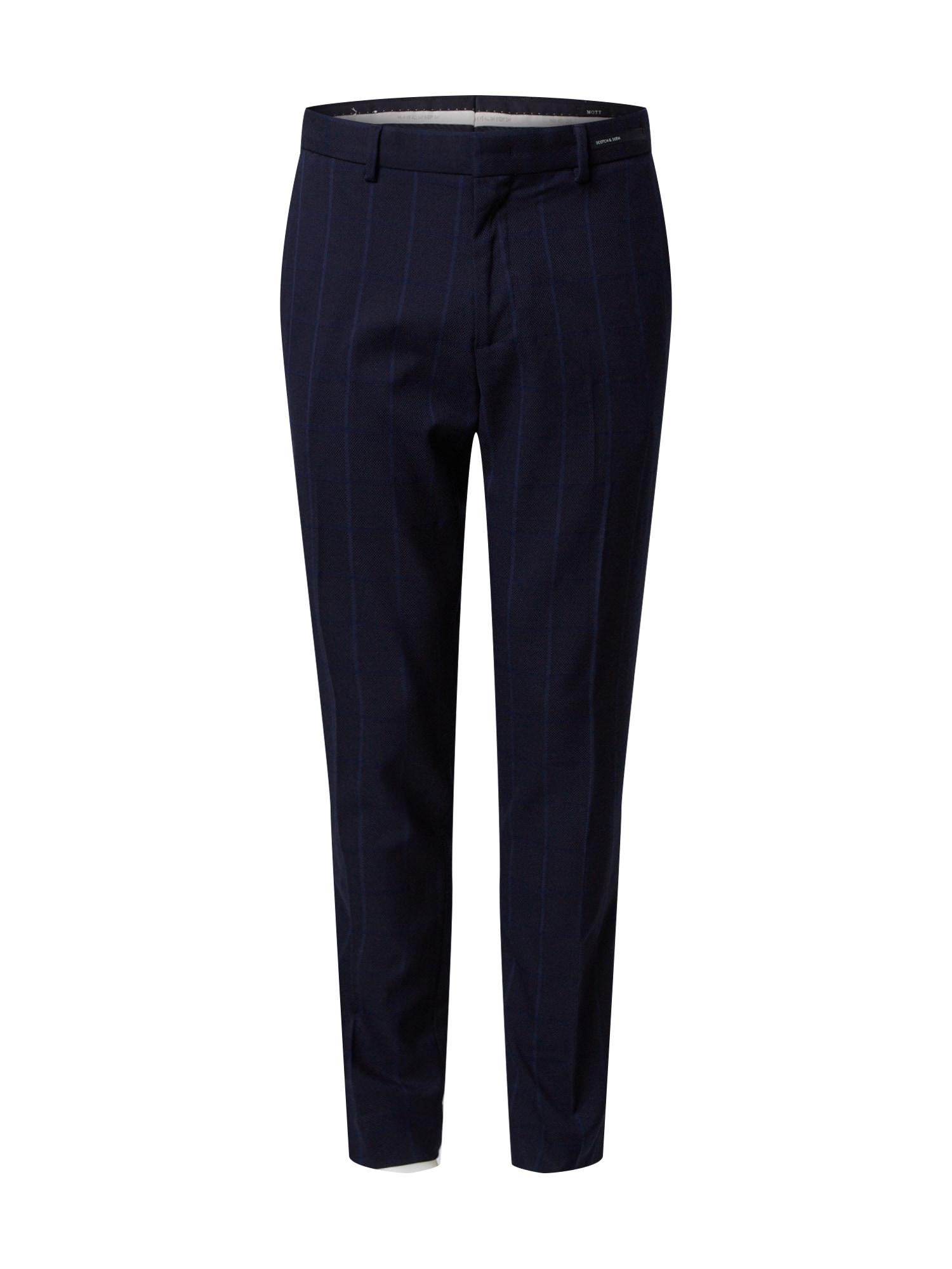 SCOTCH & SODA Chino kalhoty 'MOTT'  námořnická modř