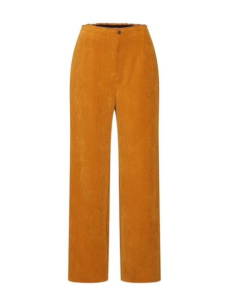 Hosen für Frauen - SECOND FEMALE Hose 'Boyas orange  - Onlineshop ABOUT YOU