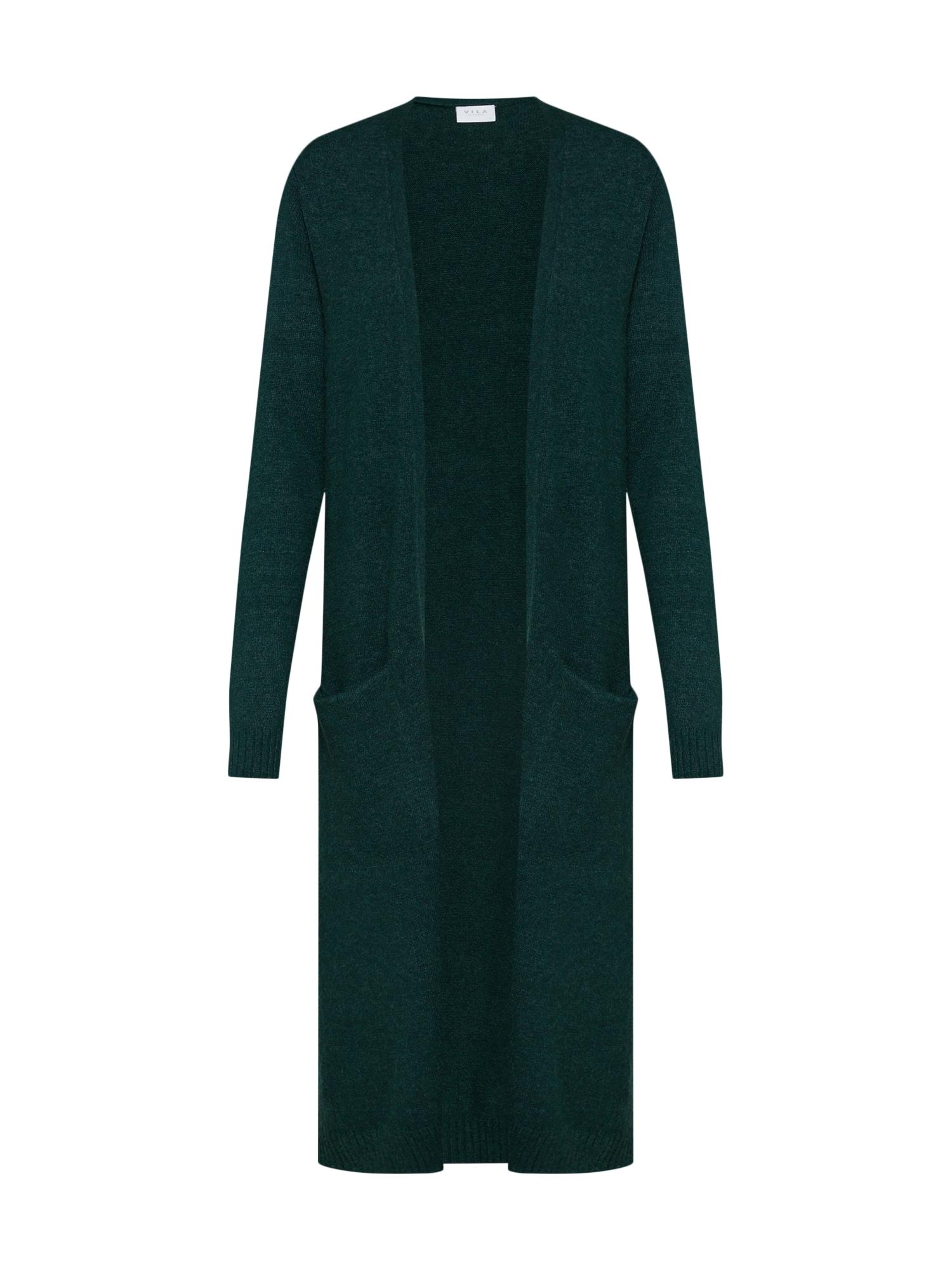 Pletený kabátek Ril zelená VILA
