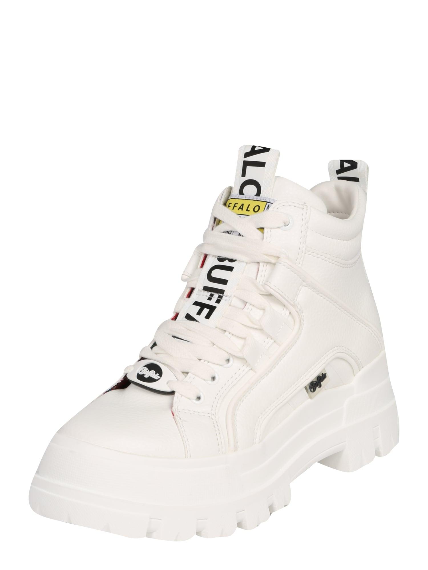 BUFFALO Suvarstomieji kulkšnis dengiantys batai