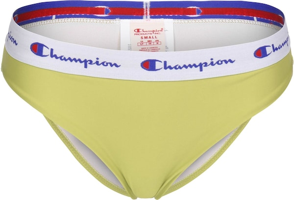Bademode - Bikini Unterteil ' W ' › Champion Authentic Athletic Apparel › mehrfarbig  - Onlineshop ABOUT YOU