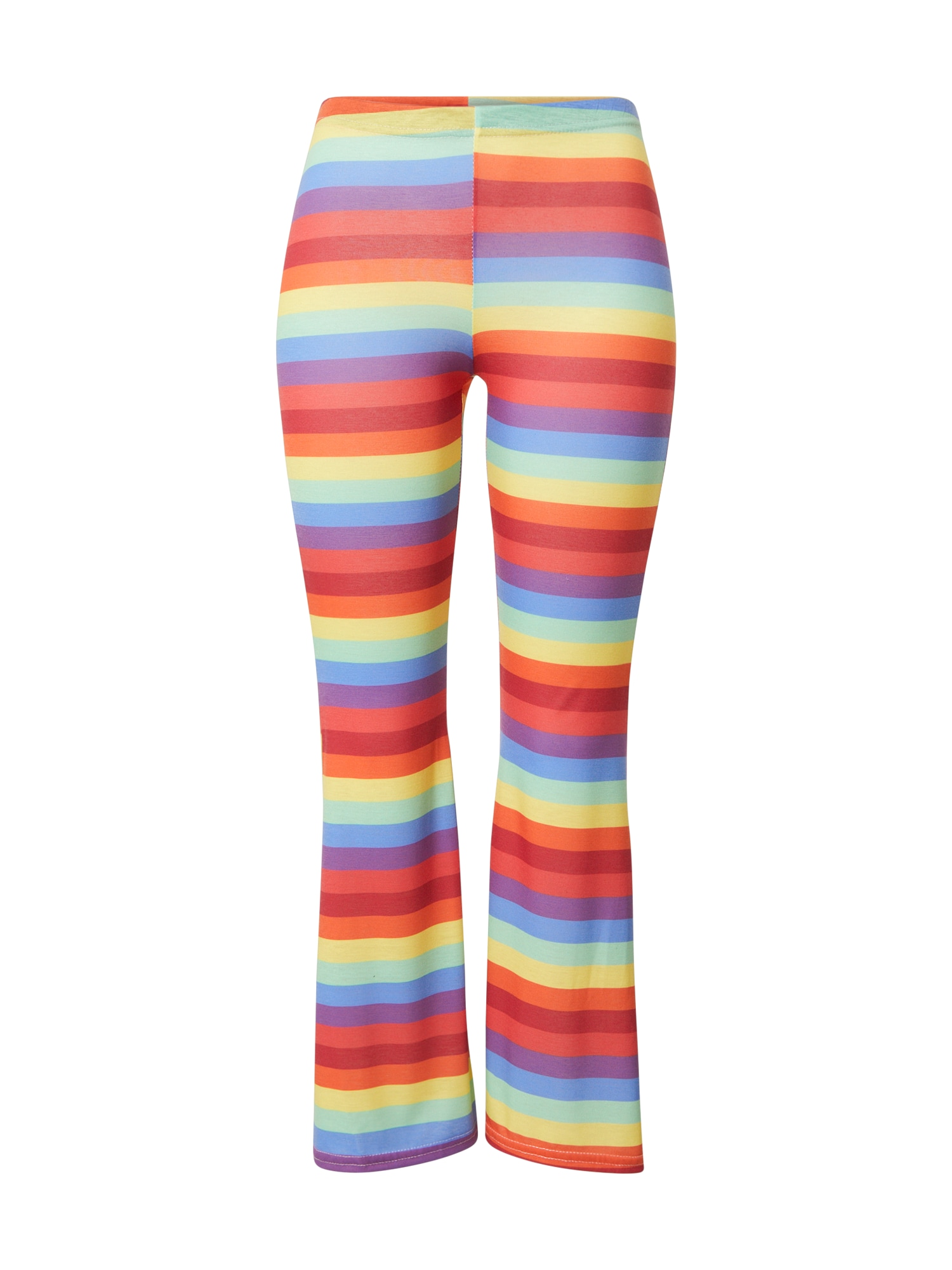 Missguided Nohavice 'Pride Rainbow'  zmiešané farby