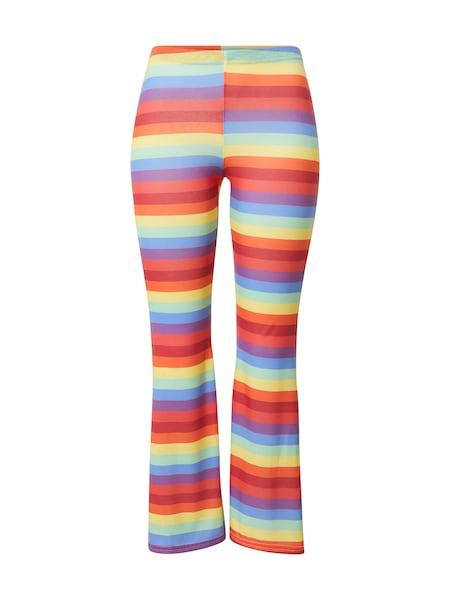 Hosen - Hose 'Pride Rainbow' › Missguided › mehrfarbig  - Onlineshop ABOUT YOU