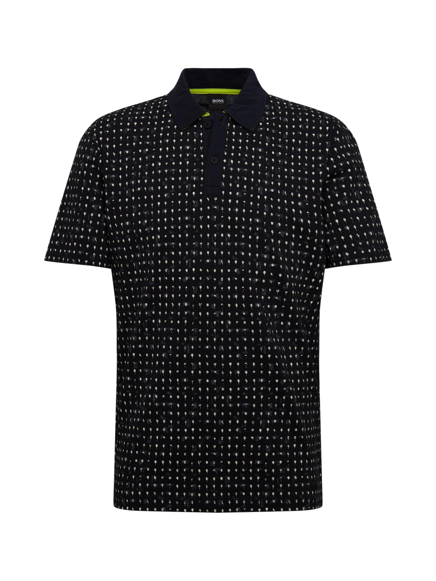 BOSS Marškinėliai 'Pepol' mėlyna