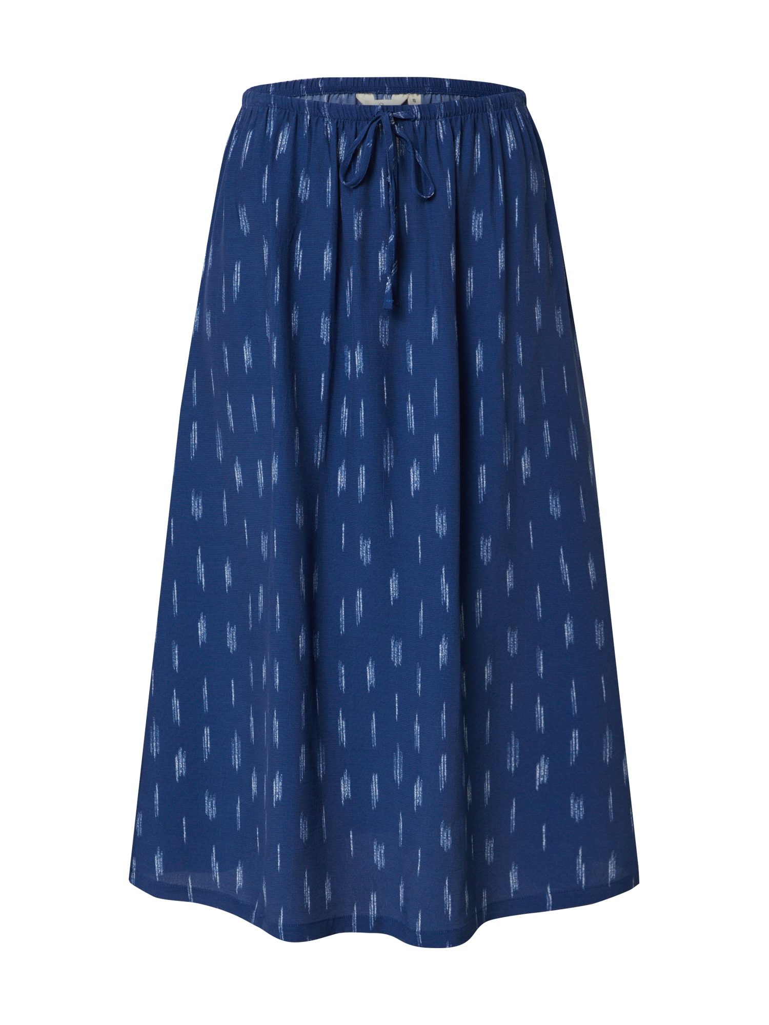 basic apparel Sijonas 'Fleur' mėlyna