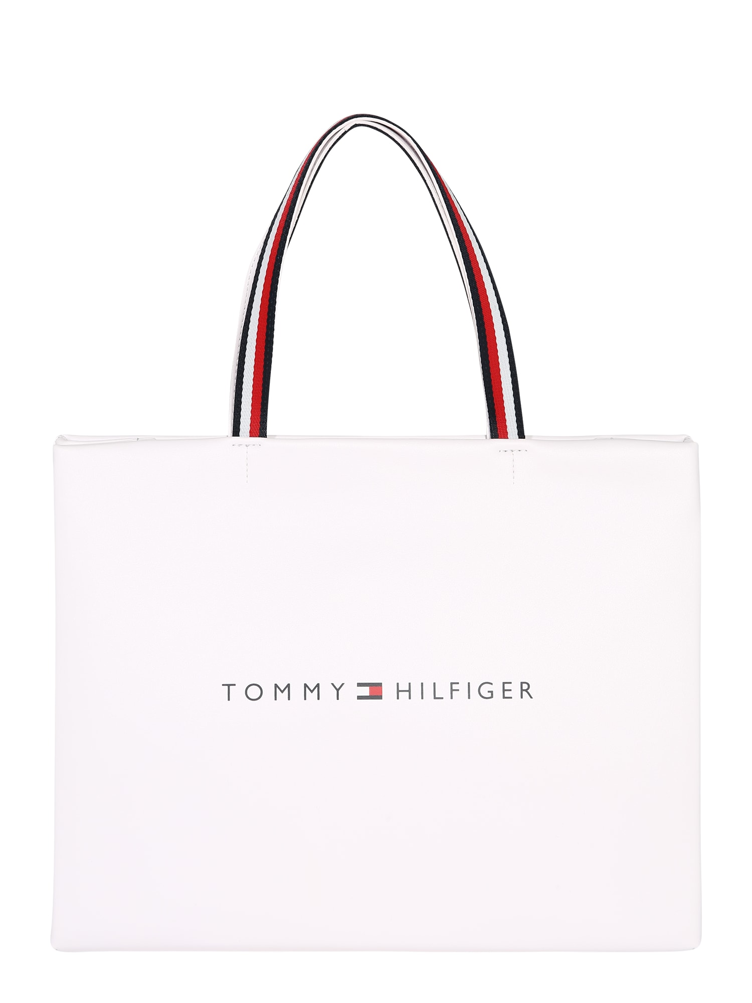 TOMMY HILFIGER Pirkinių krepšys balta