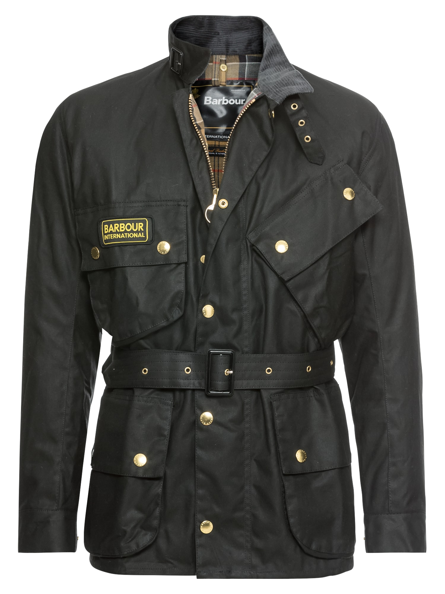 Přechodná bunda B. Intl International Original černá Barbour International
