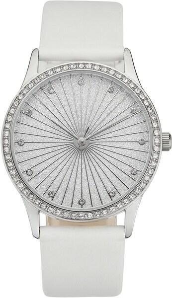 Uhren für Frauen - FIRETTI Quarzuhr silber weiß  - Onlineshop ABOUT YOU