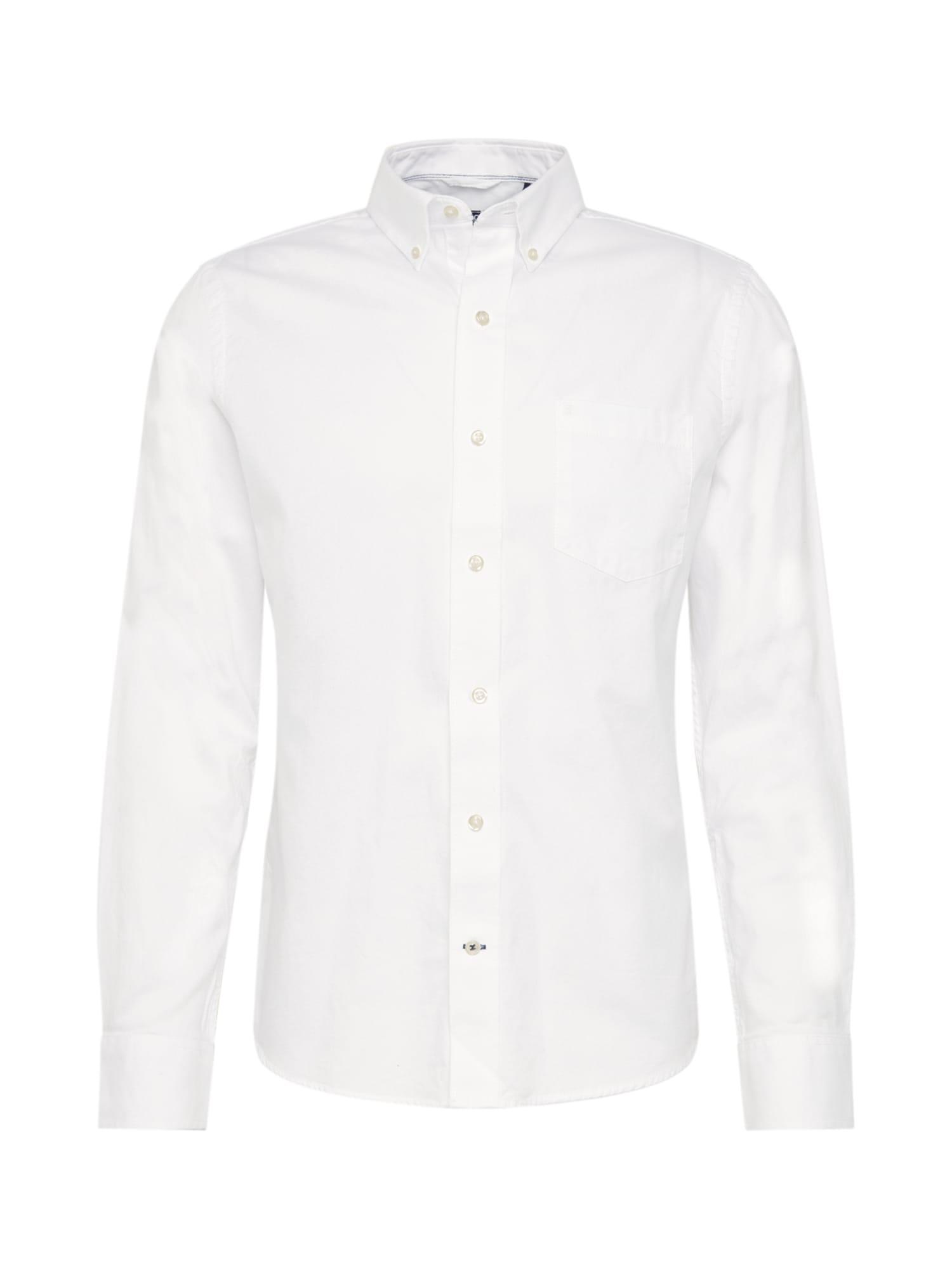 IZOD Marškiniai balta