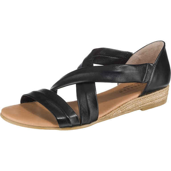 Sandalen für Frauen - Paul Vesterbro Sandalen schwarz  - Onlineshop ABOUT YOU
