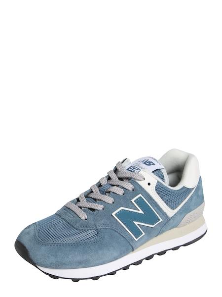 Sneakers für Frauen - New Balance Sneaker 'WL574' himmelblau  - Onlineshop ABOUT YOU