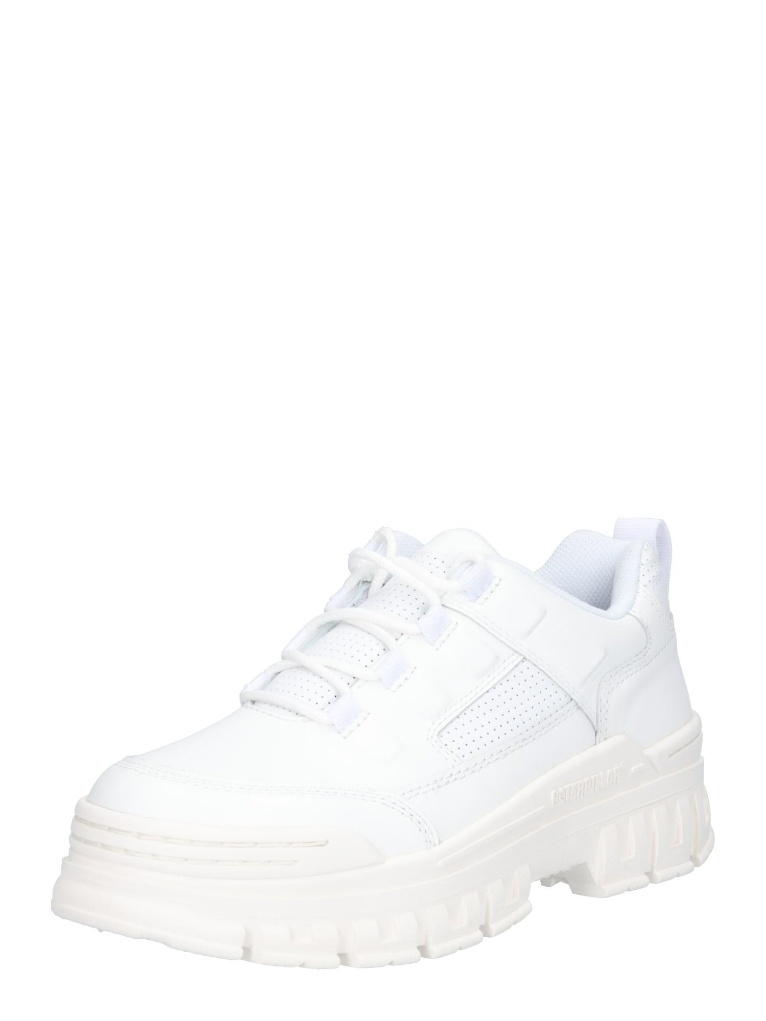 Kotníkové tenisky Rise bílá CATERPILLAR