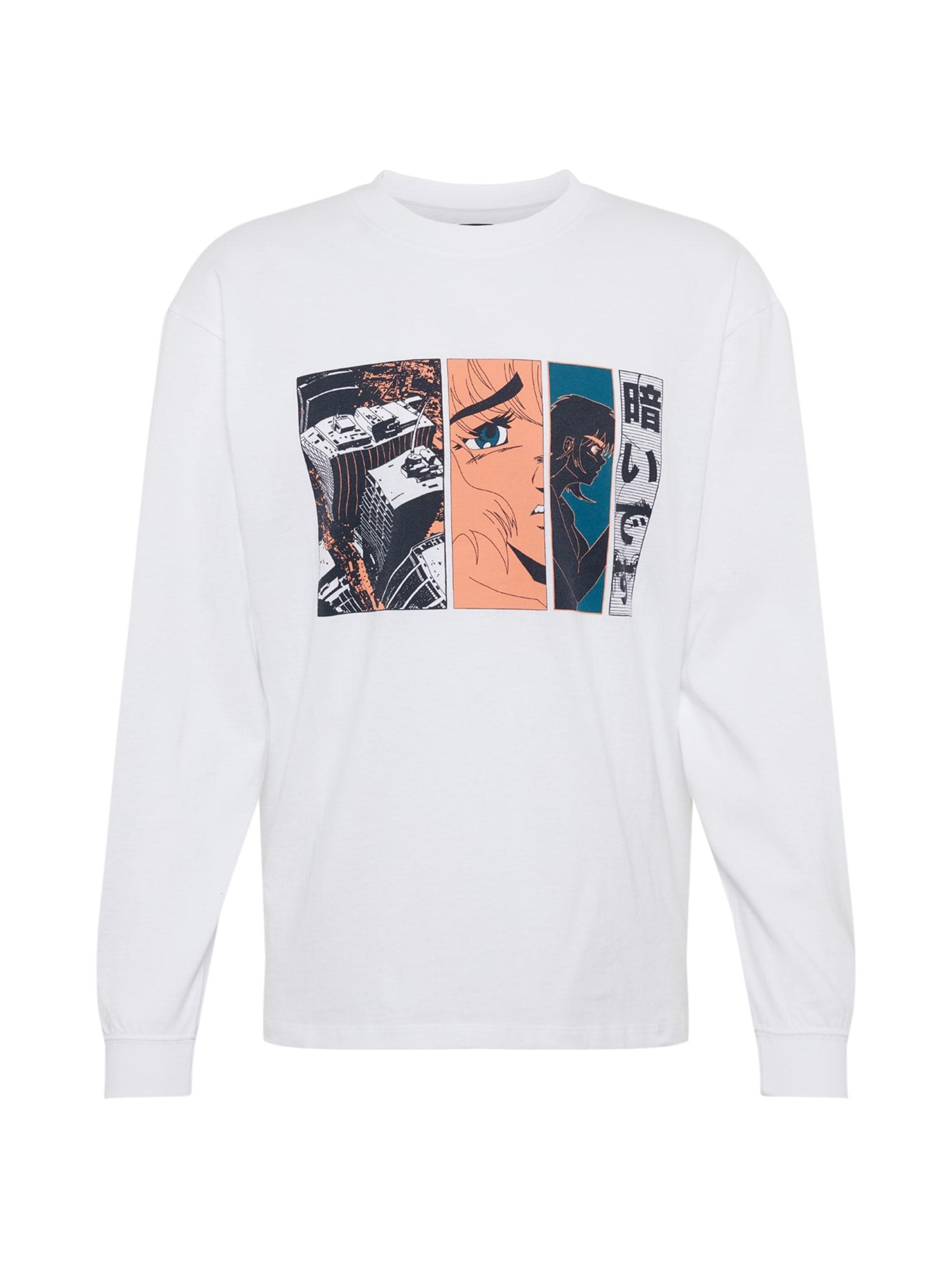 EDWIN Marškinėliai 'Apollo Thomas' balta