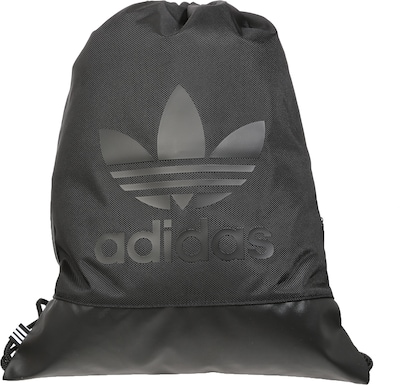 ADIDAS ORIGINALS Turnbeutel mit Logo-Applikation
