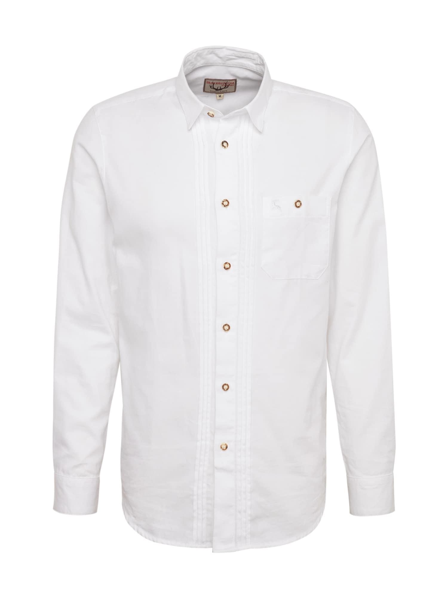 Krojová košile Mika2 bílá STOCKERPOINT
