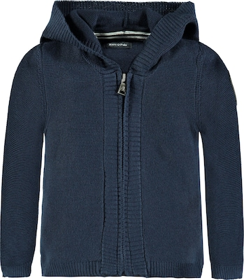 Marc O'Polo Junior Strickjacke mit Kapuze