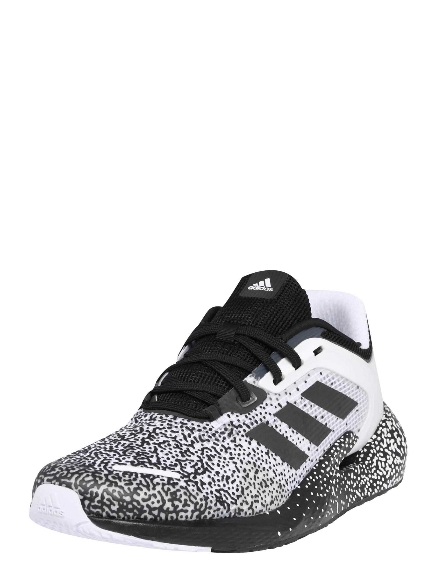 ADIDAS PERFORMANCE Běžecká obuv 'Alphatorison M'  černá / bílá