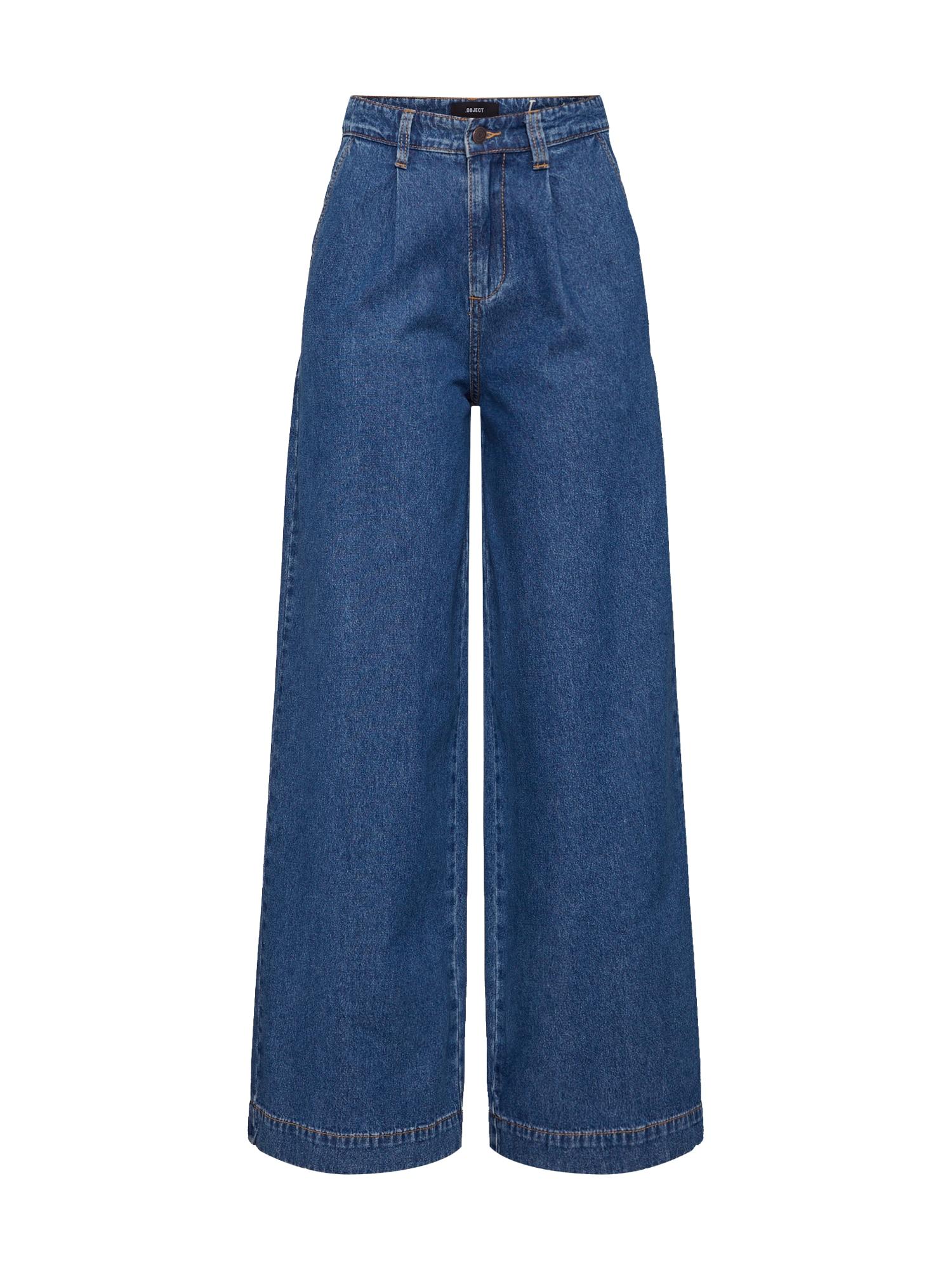 OBJECT Džinsai 'LYRIC' tamsiai (džinso) mėlyna