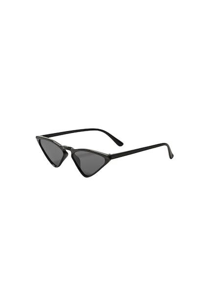 Sonnenbrillen für Frauen - MANGO Sonnenbrille 'Topbar' schwarz  - Onlineshop ABOUT YOU