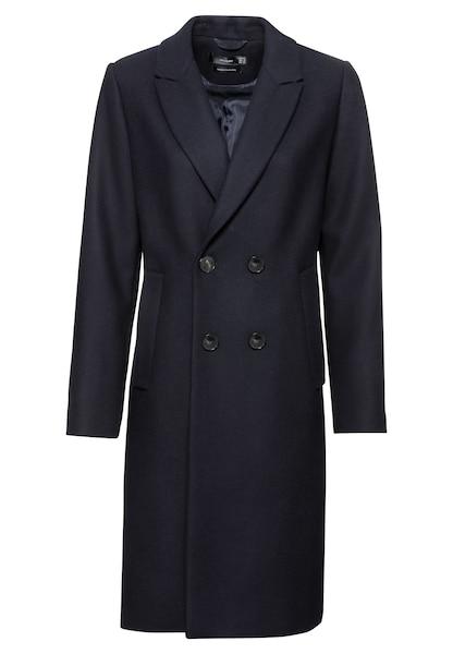 Jacken für Frauen - HALLHUBER Blazermantel dunkelblau  - Onlineshop ABOUT YOU