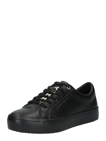 Sneakers für Frauen - Sneaker 'TOMMY HARDWARE' › Tommy Hilfiger › schwarz  - Onlineshop ABOUT YOU