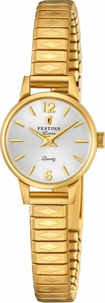 Uhren für Frauen - FESTINA Quarzuhr »F20263 1« gold  - Onlineshop ABOUT YOU