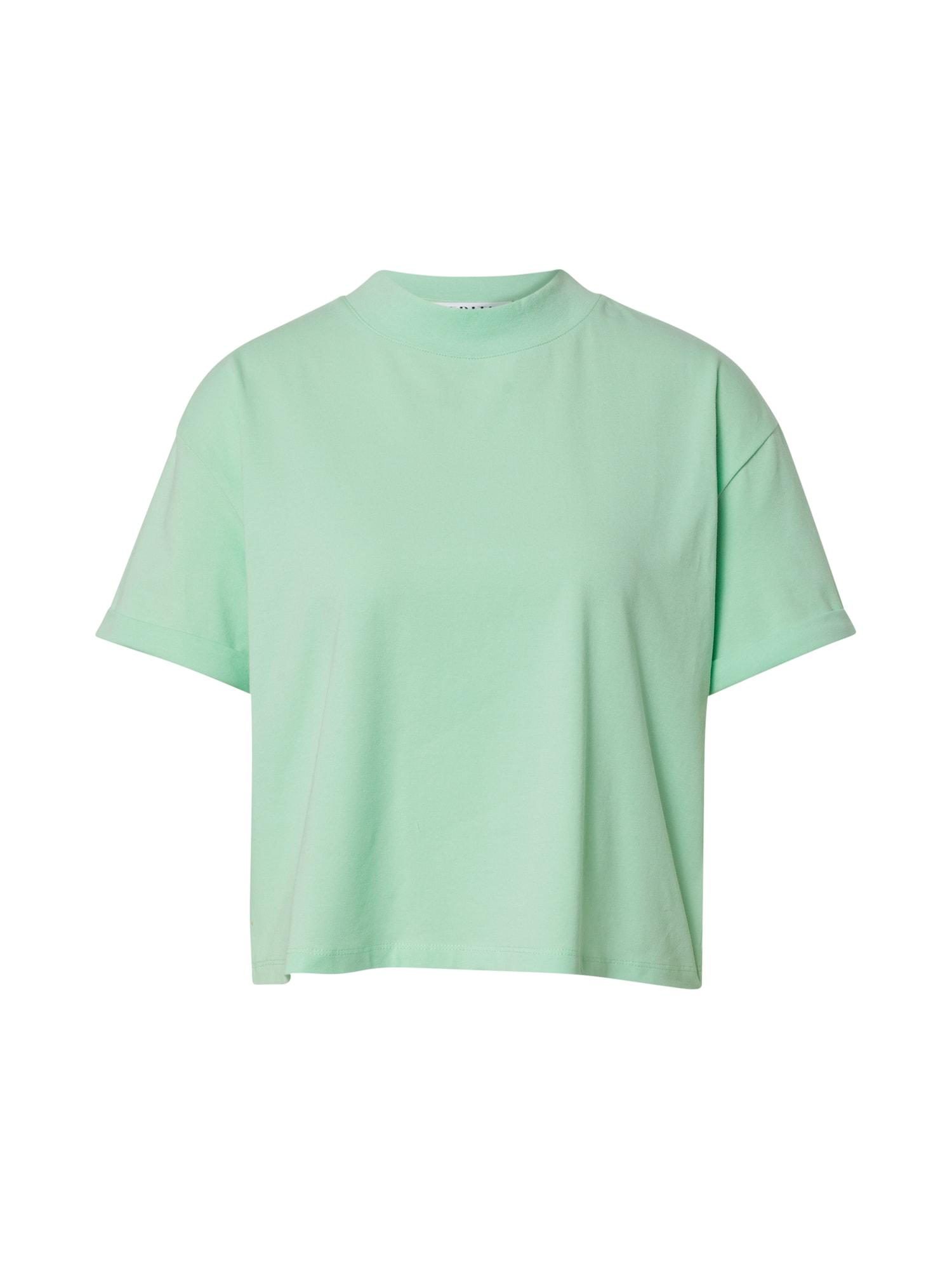 EDITED Marškinėliai 'Louna' žalia